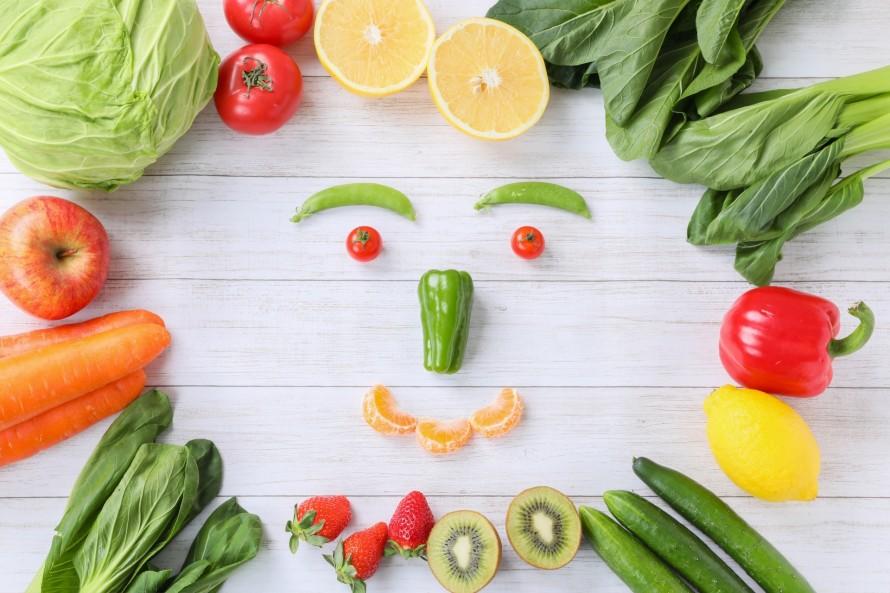 健康 野菜 抗酸化