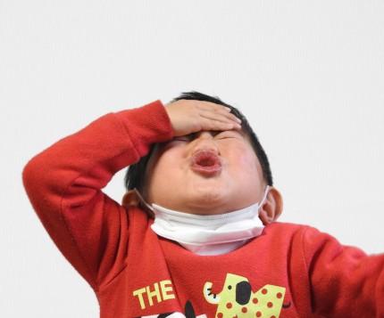 風邪 インフルエンザ 子供