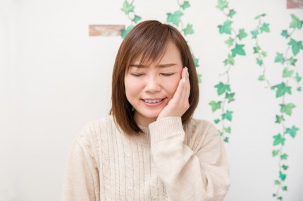 顎関節症 歯の痛み